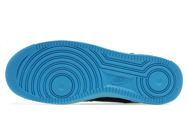 1 Air 'blackvivid Blue'Jd Low Exclusive Force Nike Sports SMUpVGzq