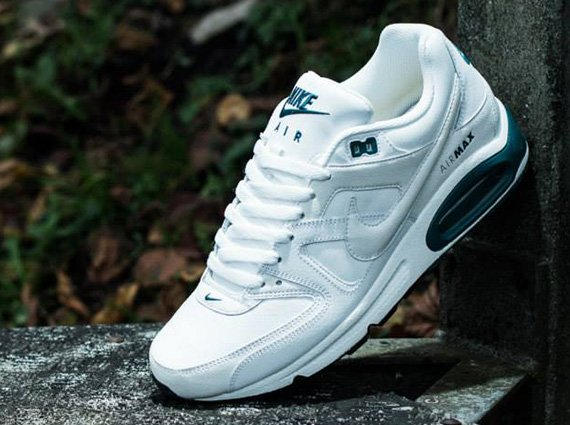 taille 40 756a0 328c2 Nike Air Max Command – White – Night Factor | SneakerFiles