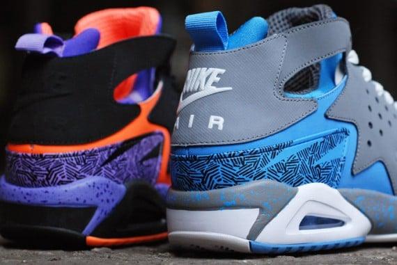 Nike Air Tech Challenge Huarache Retro Detailed Look
