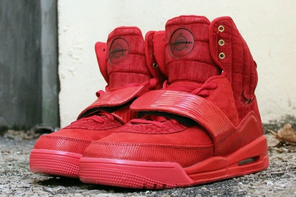 Nike Air Yeezy 1 Incomparable by JBF Customs