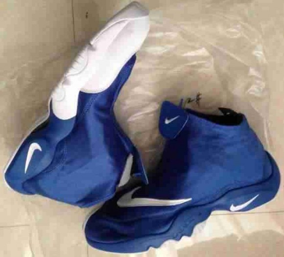 Nike Air Zoom Flight The Glove Royal Black White