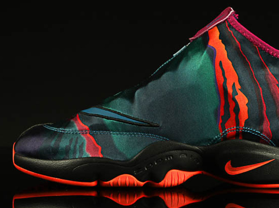 Nike Air Zoom Flight The Glove Tech Challenge Green Abyss Detailed Look