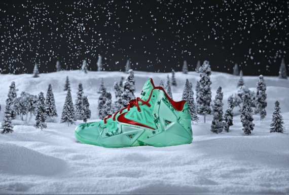 Nike Basketball 2013 Christmas Pack Release Reminder