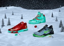 Nike Basketball 2013 'Christmas Pack' | Foot Locker Release Details