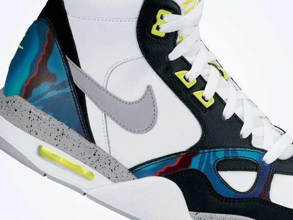 Nike Flight '13 Mid Air Tech Challenge