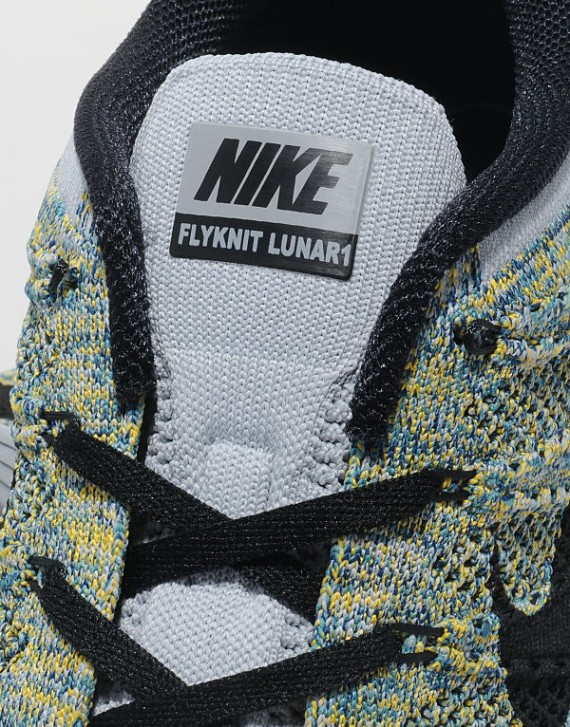 Nike Flyknit Lunar1+ Green Blue Black Now Available