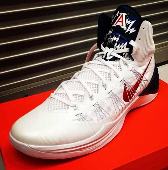 Nike KD 6 + Hyperdunk 2013 Arizona Wildcats PEs