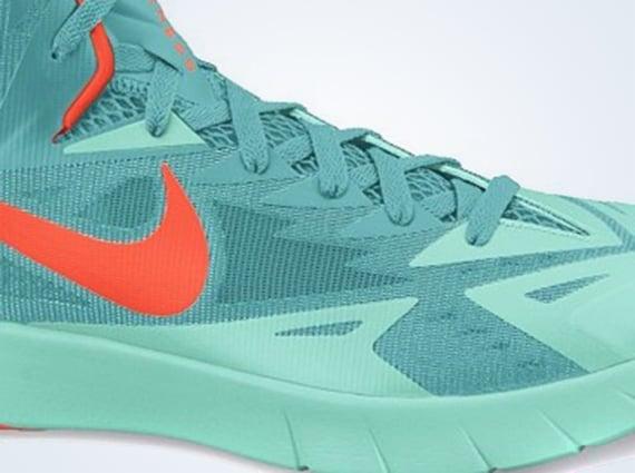 nueva productos calientes buscar estilo popular Nike Hyperquickness 2014 | SneakerFiles