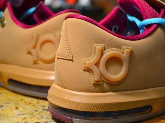 Nike KD 6 Gum Release Date
