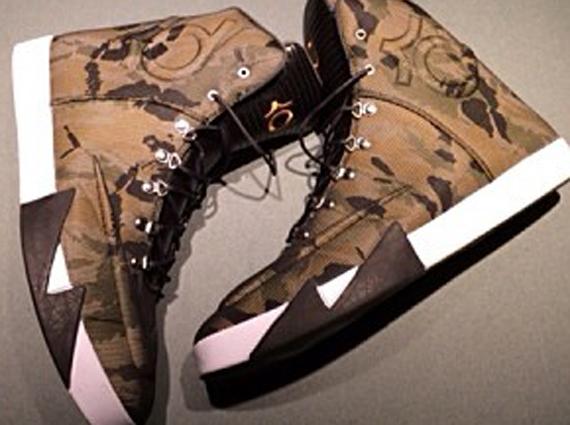 "f238b0e45b87 Nike KD 6 NSW Lifestyle ""Camo"""