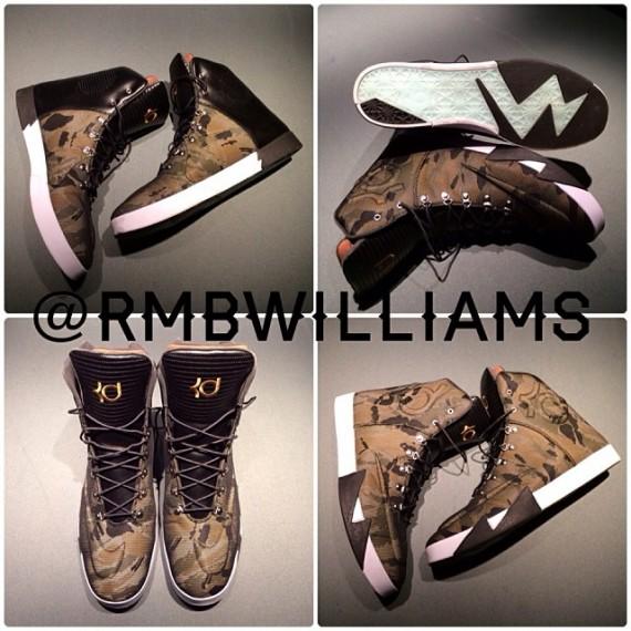 Nike KD 6 NSW Lifestyle Camo