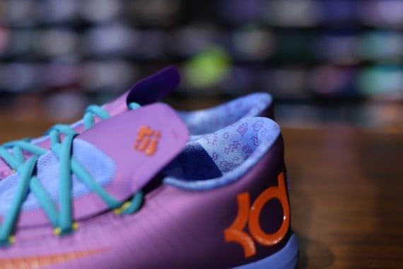 Nike KD 6 GS Rugrats Release Date