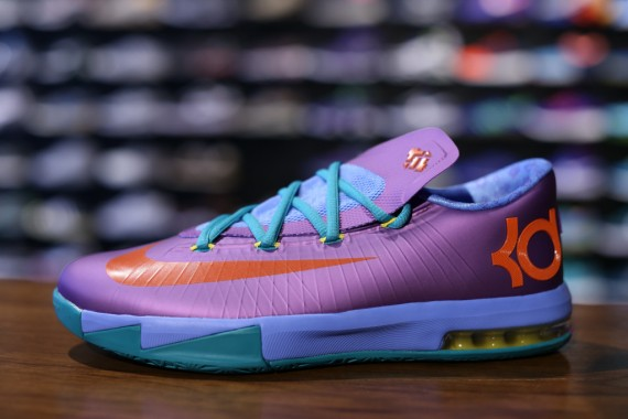 Nike KD 6 GS Rugrats Release Date