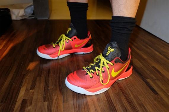 cheap for discount 8fd91 f0ad3 Nike Zoom Kobe Venomenon 4 YOTH