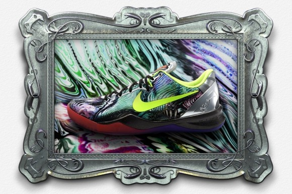 Nike Kobe 8 Prelude Reflection