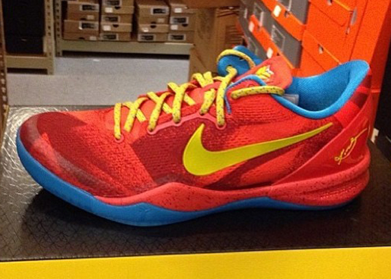 ed5df9335b78 Nike Kobe System VIII (8)  Year of the Horse
