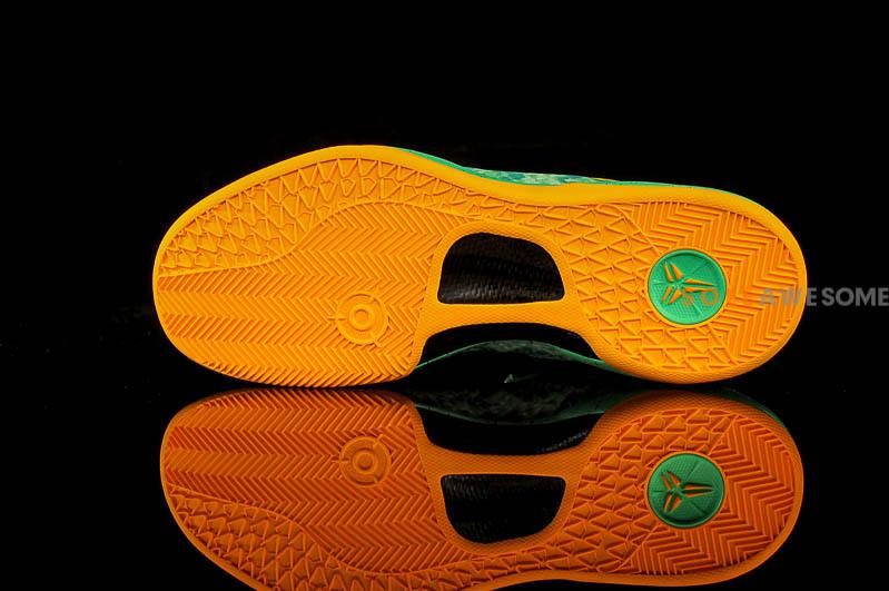 info for cbe76 7be67 nike-kobe-viii-system-green-glow-laser-orange-