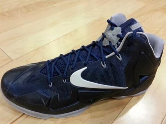 Nike LeBron 11 Akron Zips PE
