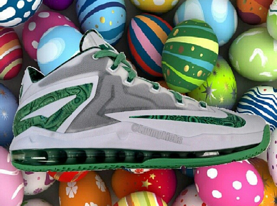 Nike LeBron 11 Low First Look