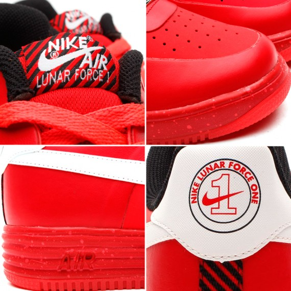 Nike Lunar Force 1 NS Spring 2014 Releases