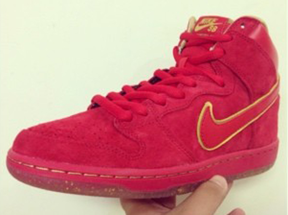 Nike SB Dunk High YOTH Another Quick Look