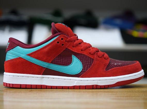 promo code 8b7dc bdcd7 70%OFF Nike SB Dunk January 2014 Releases