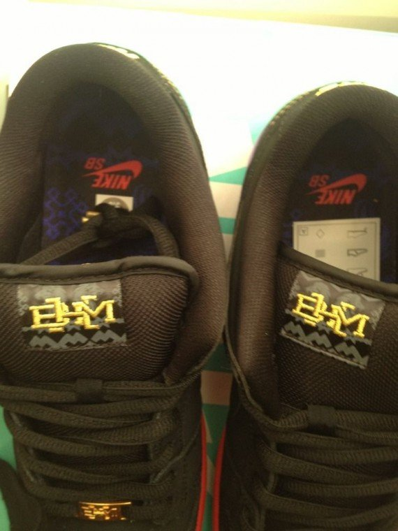 Nike SB Dunk Low BHM 2014 Yet Another Look