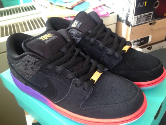 """Nike SB Dunk Low """"BHM 2014″ - Yet Another Look  0fb0bf1d9bc2"""