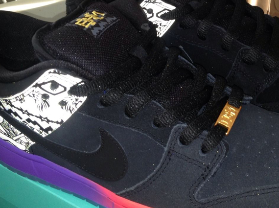 Nike SB Dunk Low BHM 2014?? Yet Another Look 85%OFF