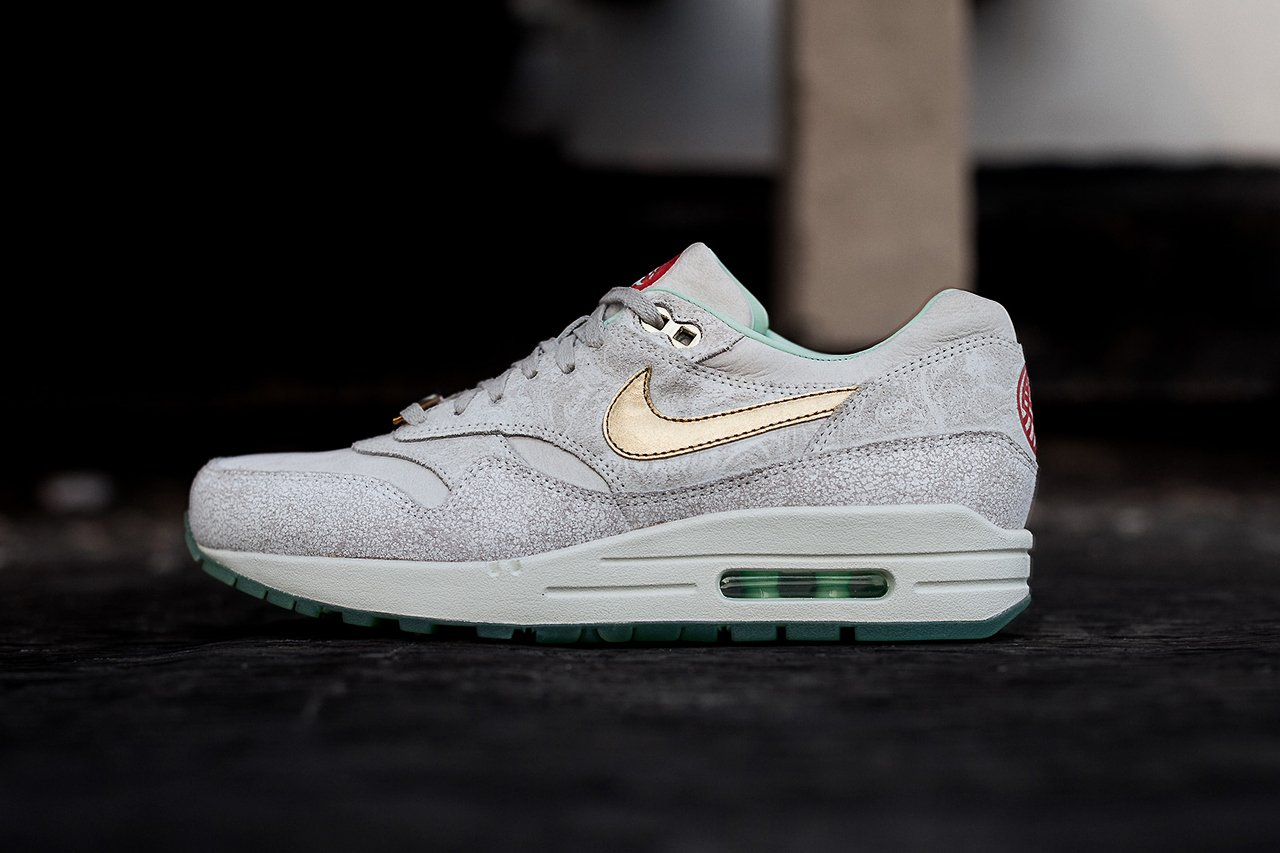 bas prix 20c35 9e5bc Nike WMNS Air Max 1 'Year of the Horse' | SneakerFiles