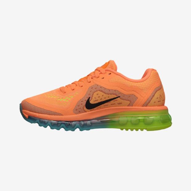 air max 2014 orange