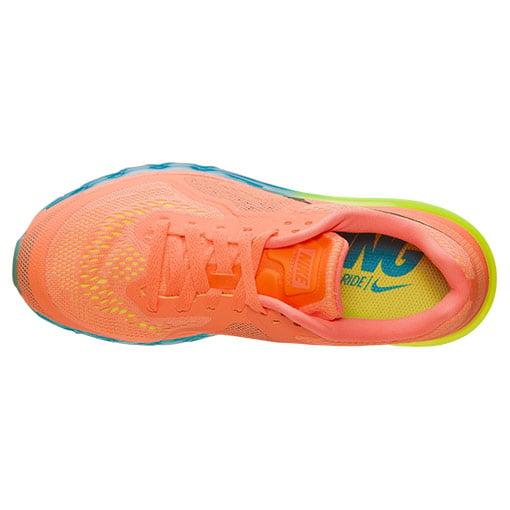 Nike WMNS Air Max 2014 'Atomic OrangeBlack Volt Gamma Blue