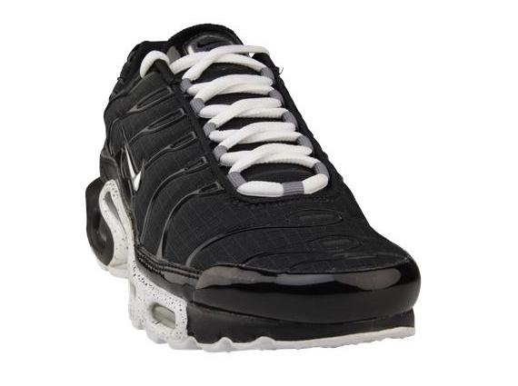 Nike Wmns Air Max Plus Tn Black Chrome Sneakerfiles