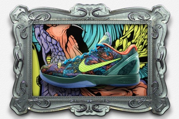 Nike Zoom Kobe VI Prelude All Star MVP
