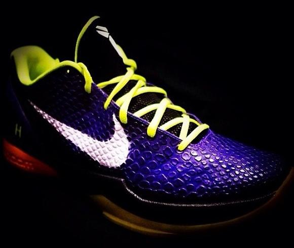 Nike Zoom Kobe VI 6 Prelude First Look