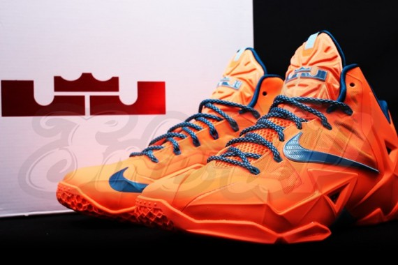 Nike LeBron 11 HWC Another Detailed Look