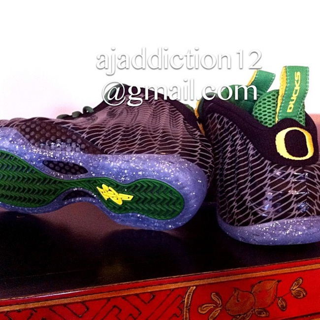 Nike Air Foamposite One Oregon Yet Another look