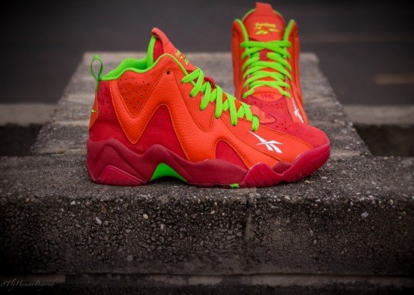 Packer Shoes x Reebok Kamikaze II Chili Pepper Full Look