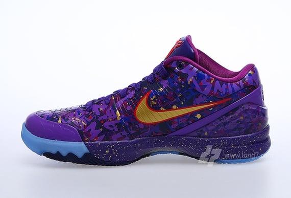 detailed look a07f5 fd2ec Nike Zoom Kobe 4 Prelude Release Reminder