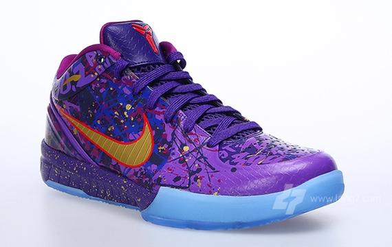 Nike Zoom Kobe 4 \
