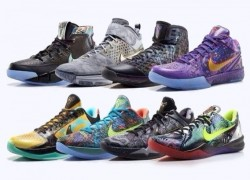 "Nike Kobe ""Prelude"" Collection – Quick Look"