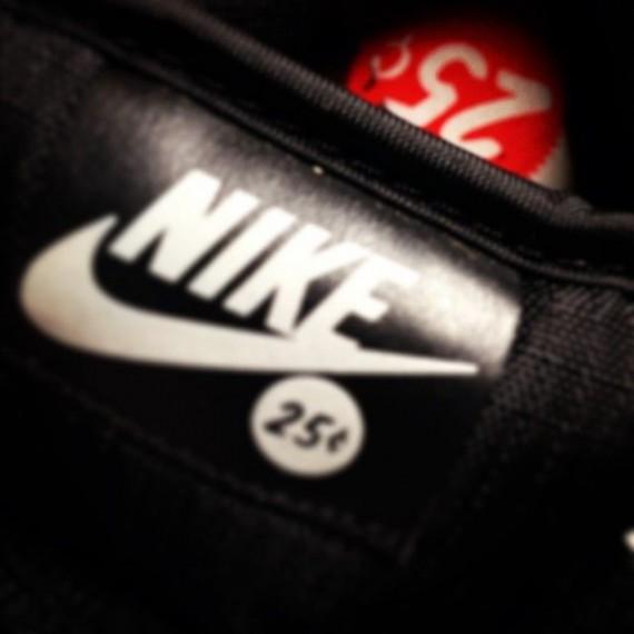Quartersnacks x Nike SB Dunk Low Teaser