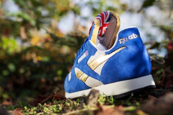 reebok leather vintage
