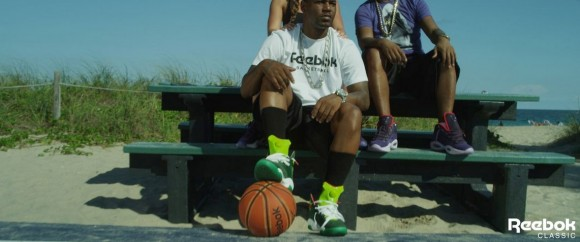 Reebok Classic takes you behind-the-scenes for new Classic Christmas in Miami video shoot feat Cam'ron and Juelz Santana
