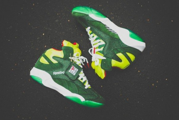 Reebok Shaq Attaq Ghosts of Christmas Present Available for Pre-Order