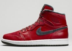 Reelase Reminder: Air Jordan 1 Retro Hi Premier 'Varsity Red/Dark Army-White'