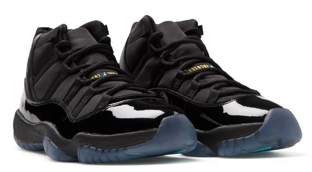 sale retailer 02990 c4c1c release-reminder-air-jordan-xi-11-black-gamma-