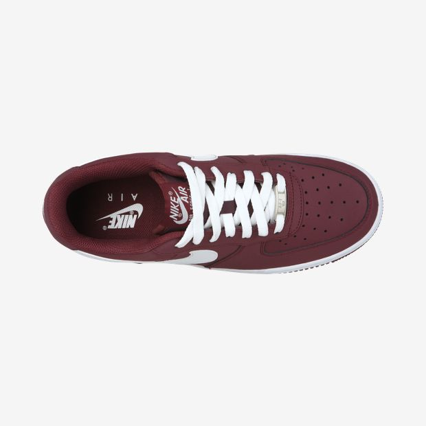 nike air force 1 cherrywood red cherry air force 1