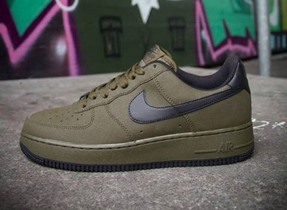 air force 1 verde oliva