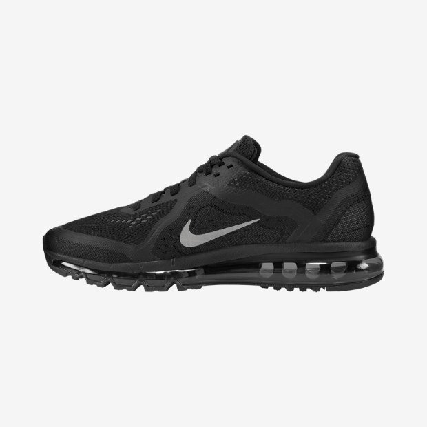 Release Reminder: Nike Air Max 2014 'BlackReflect Silver